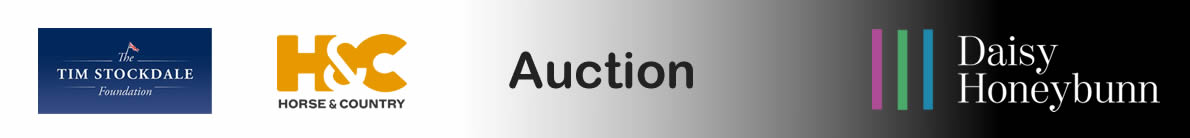 TIM STOCKDALE FOUNDATION AUCTION